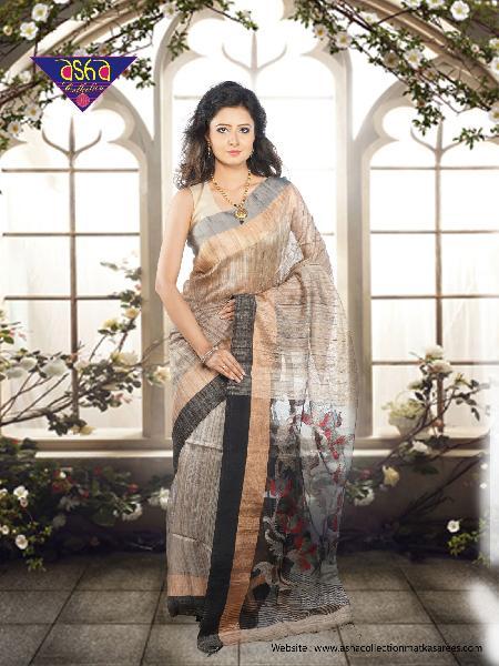 Ghicha Silk Saree 02