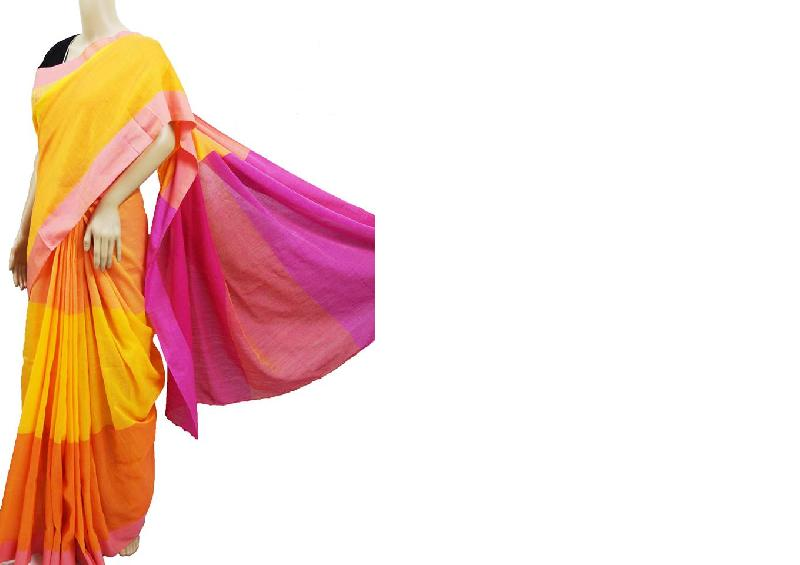 Pure Cotton Saree 05