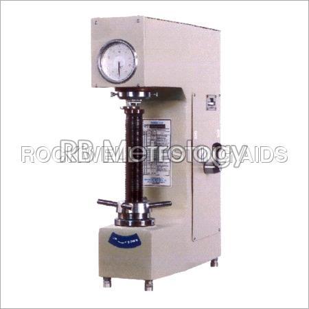 Standard Rockwell Hardness Testing Machine