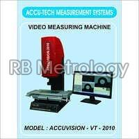 Video Measuring Machine 01