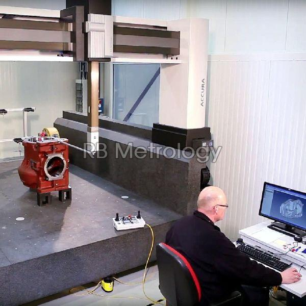 Zeiss Accura Large Coordinate Measuring Machine 07