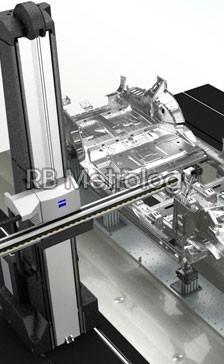 Zeiss Carmet Horizontal Arm Measuring Machine 02