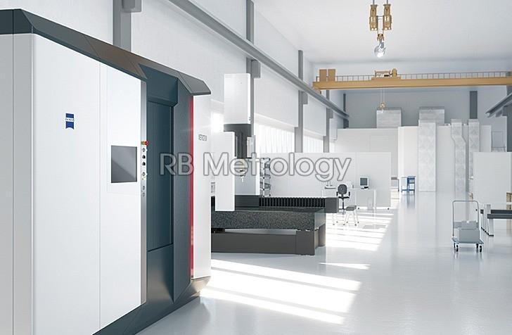 Zeiss Metrotom Computed Tomography Machine 01