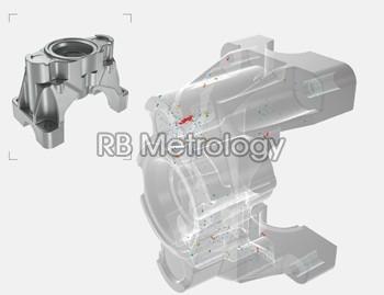 Zeiss Metrotom Computed Tomography Machine 03