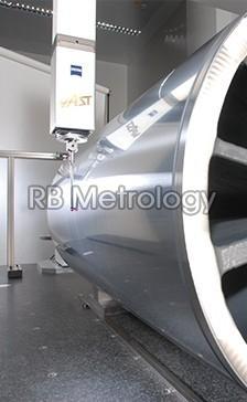 Zeiss Prismo Bridge Type CMM Machine 01