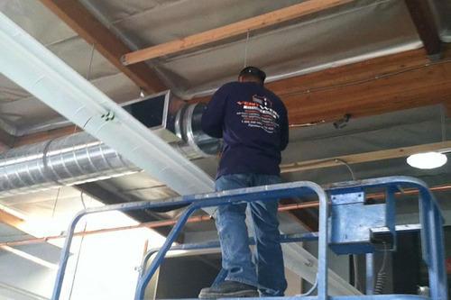 AC Duct Repairing Services
