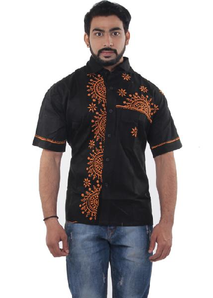 Mens Lucknowi Shirts