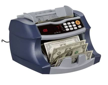 Currency Counting Machine 02