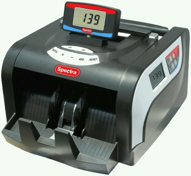 Currency Counting Machine 03