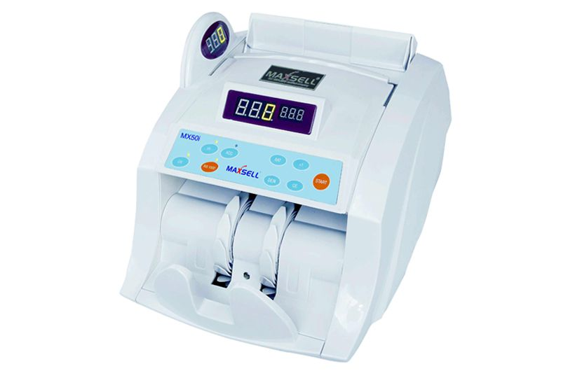 Currency Counting Machine 07