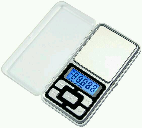 Digital Jewellery Weighing Scale 02