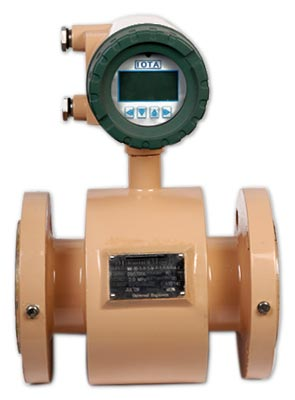 Electromagnetic Water Flow Meter 02