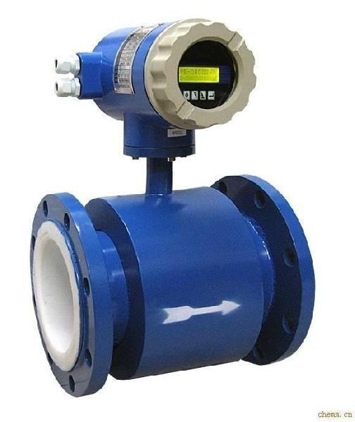 Electromagnetic Water Flow Meter 01