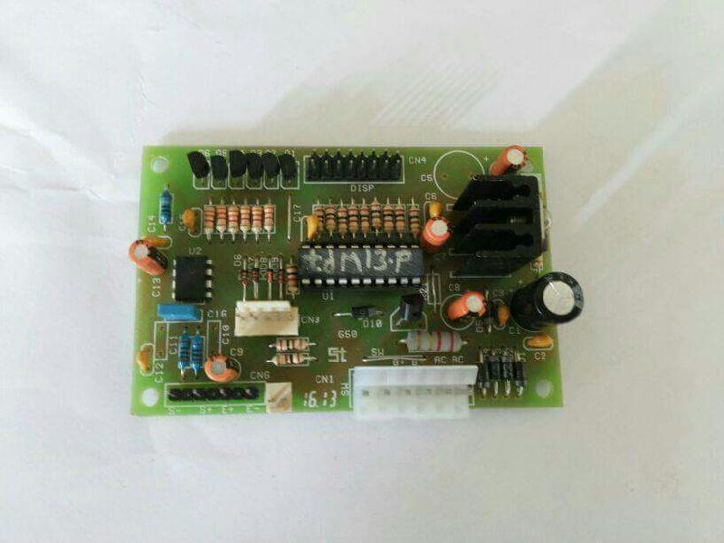 Electronic Weighing Scale PCB 02