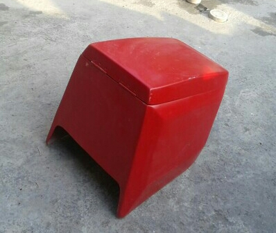 FRP Delivery Box 02
