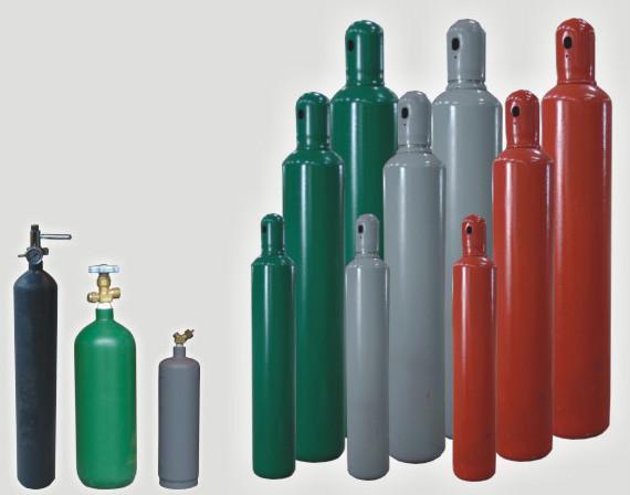 Argon Gas Cylinders