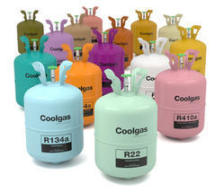 Refrigeration Gas Cylinders