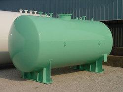 Horizontal Storage Tank 01