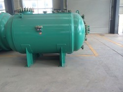 Horizontal Storage Tank 02
