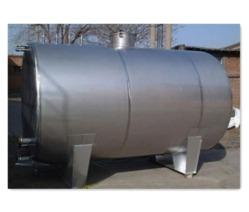 Horizontal Storage Tank 04