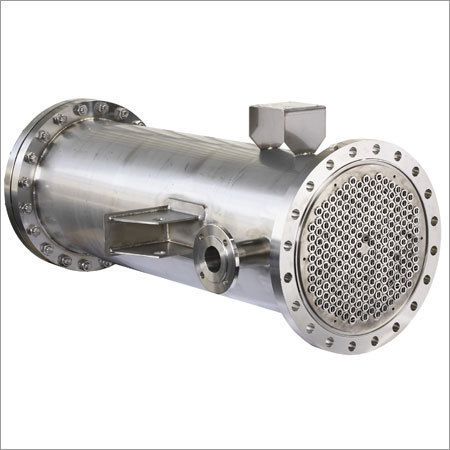Tube Heat Exchanger 01