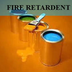 Solvent Based Fire Retardant Paint