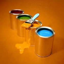 Solvent Based Heat Resistant Paint