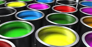 Solvent Based Metallic Paint