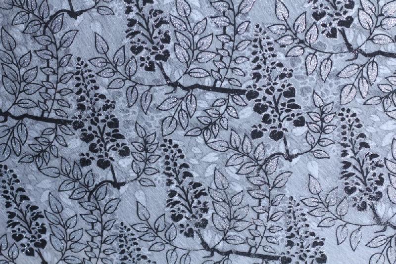 Madrashi Flower Surface Mate Fiber Sheets