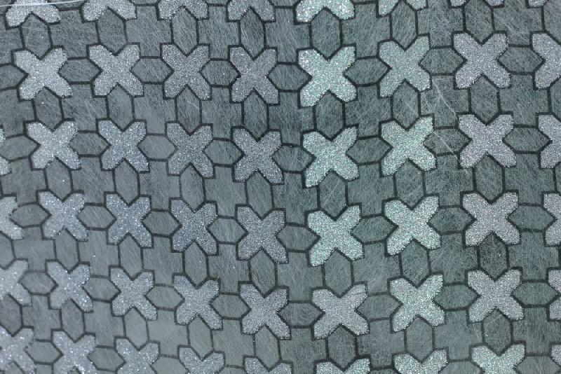 Silver Cross Surface Mate Fiber Sheets