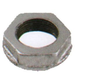 Malleable Galvanized Iron Check Nut