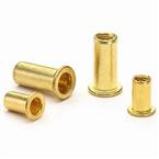 Brass Rivet Nuts