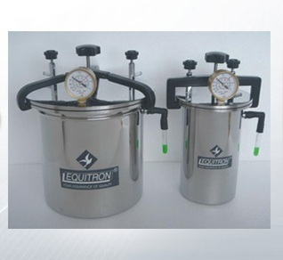 Stainless Steel Anaerobic Culture Jar