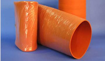 Corona Treater Silicone Sleeves