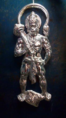 Hanumanji Statue Vacuum Metallizing Services in Ahmedabad India