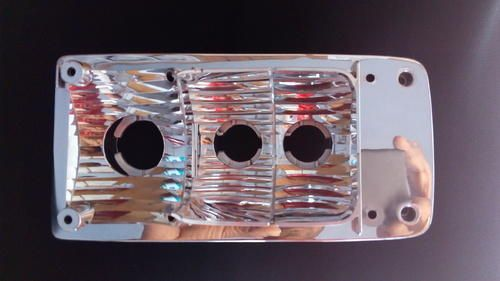 Metal Vacuum Metallizing Services in Ahmedabad India