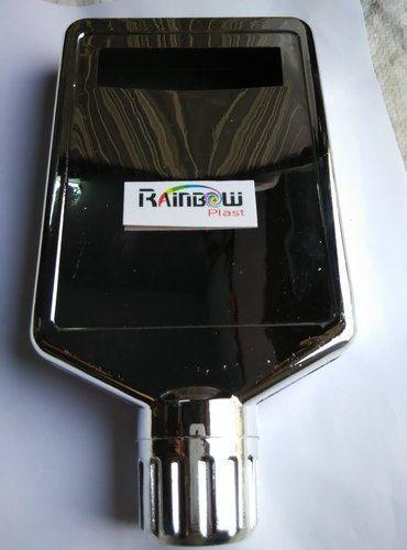 Pole Display Vacuum Metallizing Services