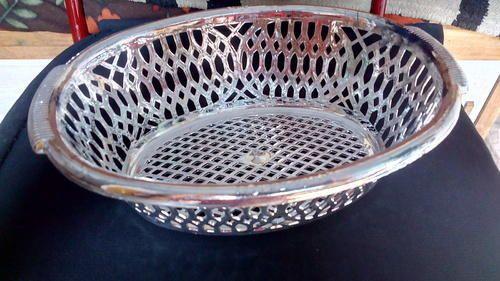 PP Basket Vacuum Metallizing Services