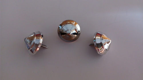 Screw Type Helmet Vacuum Metallizing Services