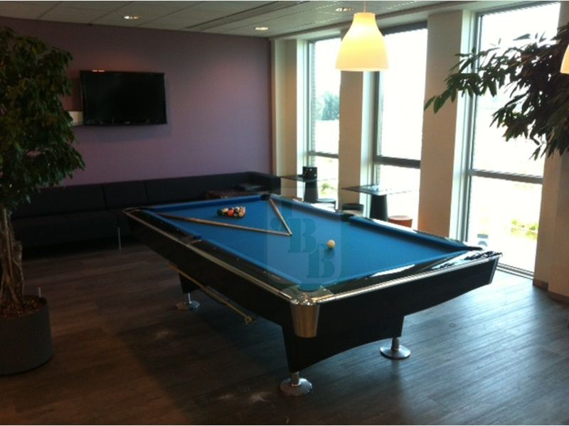 JBB American Pool Table (Crown)