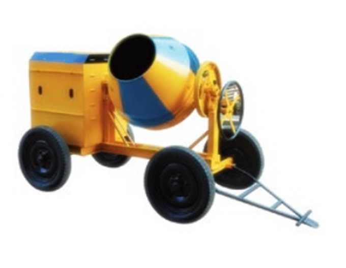 10/7 Concrete Mixer Without Hopper