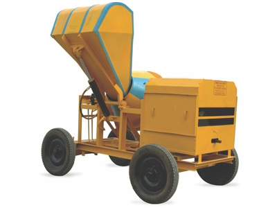 10/7 Hydraulic Concrete Mixer