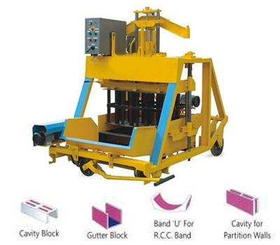 CM9 Block Making Machine