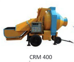 CRM 400 Reversible Concrete Mixer