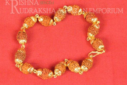 Panchmukhi Rudraksha Bracelets