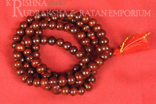 Red Chandan Mala