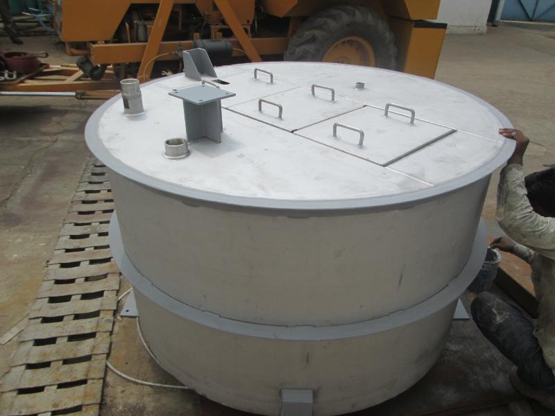 Chemical Storage Tank 02