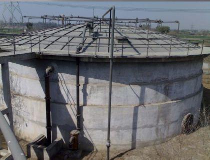Biogas Digester Tank