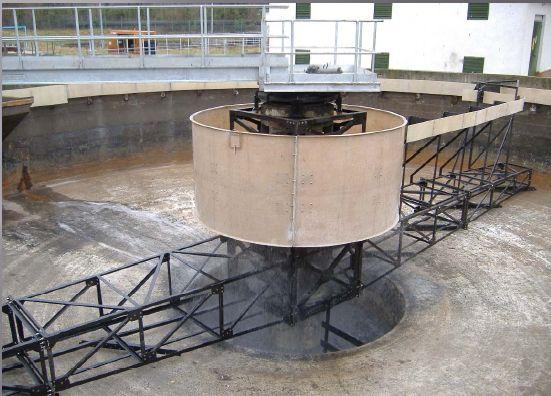 Bridge Clarifier