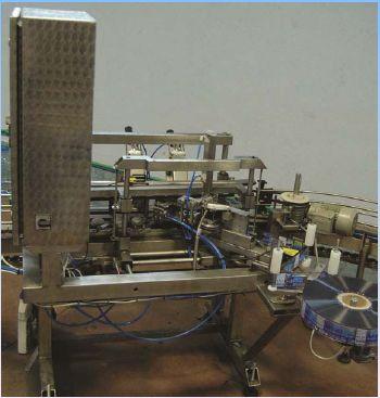Labelling Machine